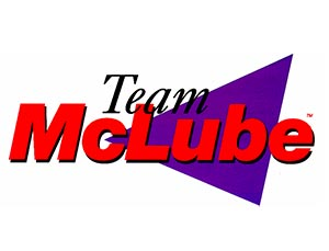 Team McLube logo